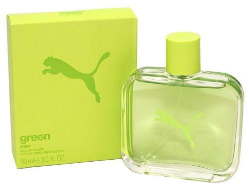 Puma Green + Box