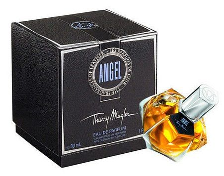Angel Les Parfums de Cuir box