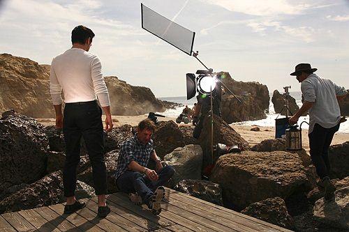 Dolce & Gabbana - Pour Homme Intenso EdP reklama