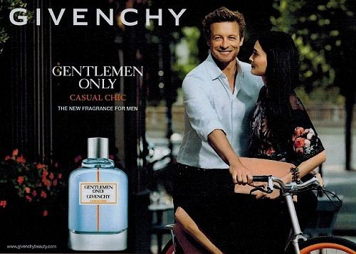 Givenchy - Gentlemen Only Casual Chic reklama 4