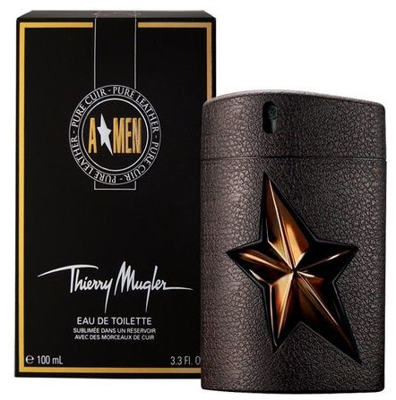 Thierry Mugler – AMen Les Parfums de Cuir  Pure Leather box