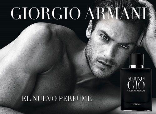 reklama Armani - Acqua di Gio Profumo