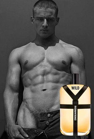 reklama Dsquared2 Wild