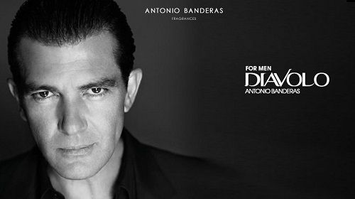 Antonio Banderas fragrance