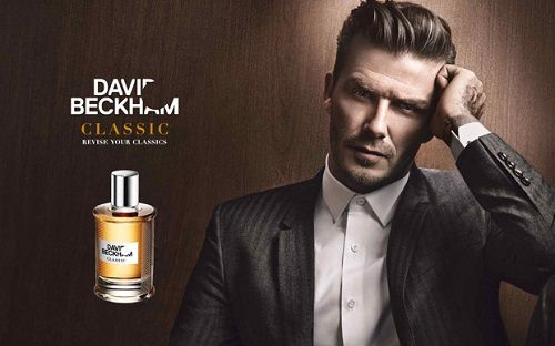 David Beckham fragrance