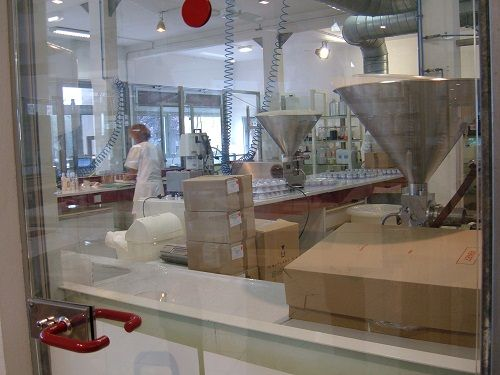 labolatorium Fragonard