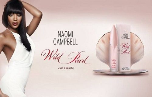 Naomi Campbell fragrance