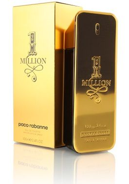 Paco Rabanne 1 Million box