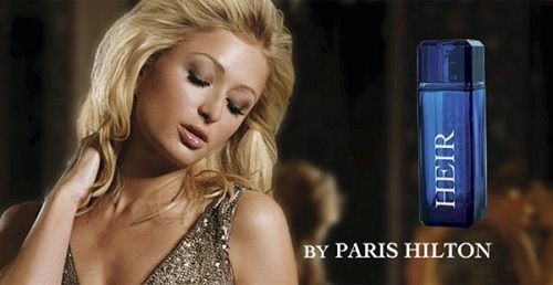 Paris Hilton fragrance