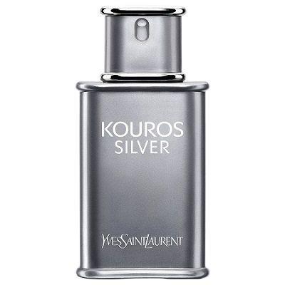 Yves Saint Laurent - Kouros Silver