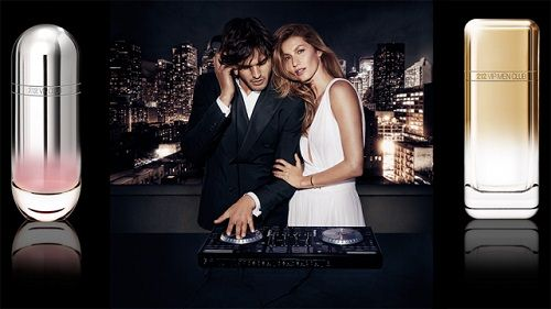 Carolina Herrera VIP Men Club Edition reklama