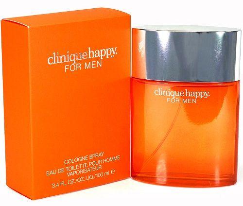 Clinique Happy for Men box