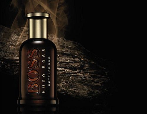 Hugo Boss - Bottled Oud reklama