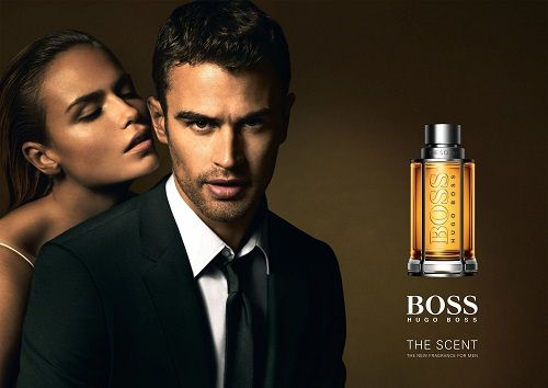 Hugo Boss - The Scent reklama
