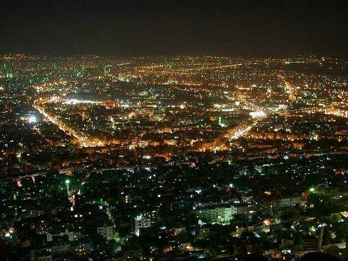 Kabul nocą