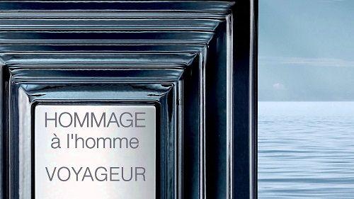 Lalique - Hommage a L'homme Voyageur reklama