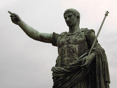 Posąg Augusta