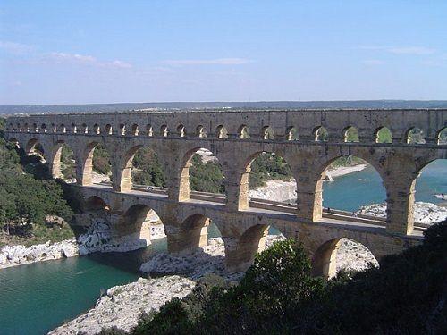 ruiny akweduktu