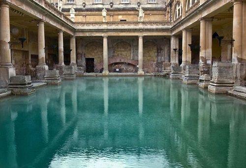 rzymska łaźnia
