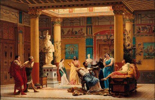 rzymski dom