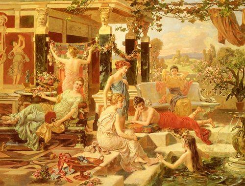 terma rzymska