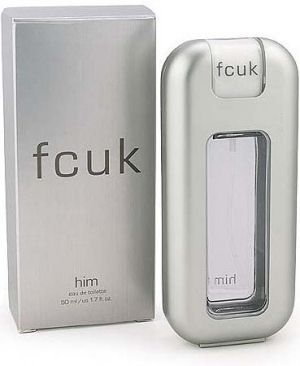 FCUK for Him box