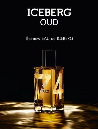 Iceberg - Eau de Iceberg Oud reklama