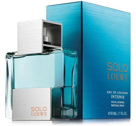 Loewe Solo - Eau de Cologne Intense box