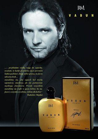 Radosław Majdan - Vabun Gold Edition reklama