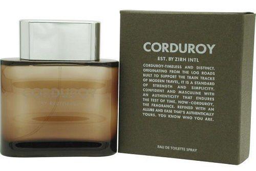 Zirh - Corduroy box