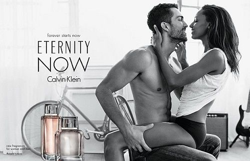 Calvin Klein - Eternity Now For Men reklama