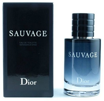 Dior - Sauvage box