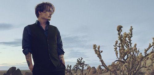 Dior - Sauvage reklama Johny Depp