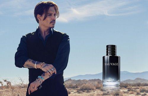 Dior - Sauvage reklama