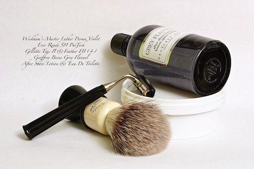 golenie z Geoffrey Beene - Grey Flannel