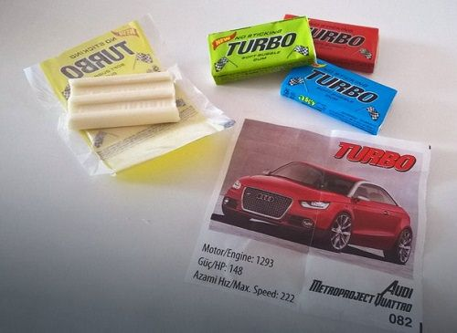 guma balonowa Turbo