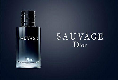 reklama Dior - Sauvage