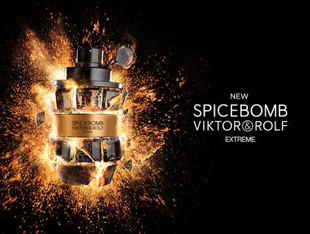 reklama Viktor&Rolf - Spicebomb Extreme