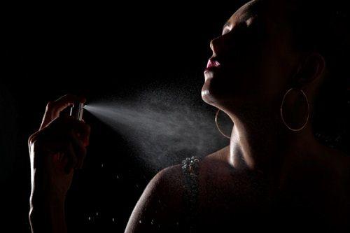 aplikacja perfum