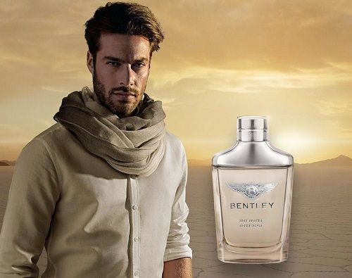 Bentley - Infinite Intense EdP reklama