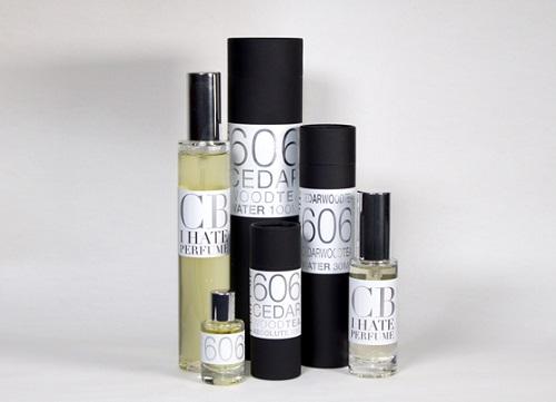 CB I Hate Perfume - Cedarwood Tea reklama