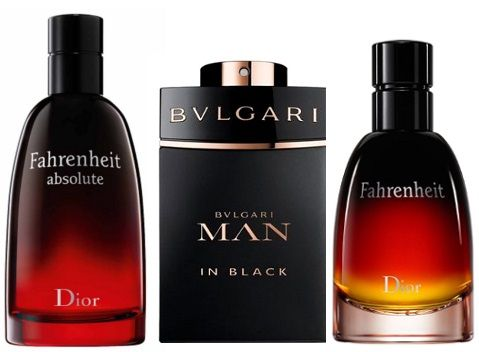 Dior Fahrenfeit Le Parfum Absolute i Bentley Man In Black