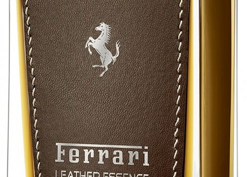Ferrari - Leather Essence blisko