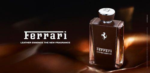 Ferrari - Leather Essence reklama