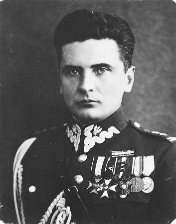 generał Stefan Grot Rowecki