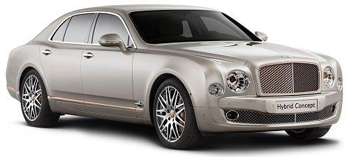 Koncept Bentleya