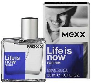 Mexx - Life Is Now for Him EdT