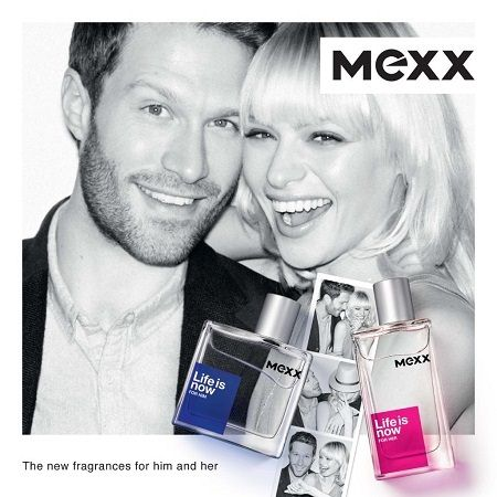 Mexx - Life Is Now for Him reklama