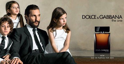 reklama Dolce&Gabbana - The One for Men Eau de Parfum