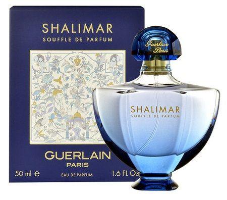 Guerlain Shalimar Souffle box